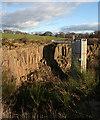 NT1270 : Ratho Quarry by Anne Burgess