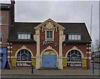 SO9596 : Former Drill Hall, Mount Pleasant, Bilston by Alan Murray-Rust