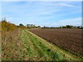 SP6904 : Farmland, Thame by Andrew Smith