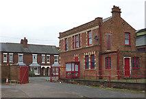 SO9596 : Prospect House (rear view) in Bilston, Wolverhampton by Roger  Kidd