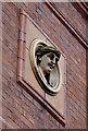 SO9596 : Bilston Technical School (detail) in Bilston, Wolverhampton by Roger  Kidd