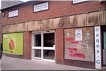 SU1584 : Former Burger King, Regent Street, Swindon by Brian Robert Marshall