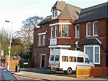 SP0583 : 1 Bournbrook Road, Bournbrook, Birmingham by Phil Champion
