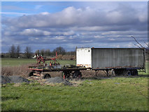 SJ6298 : Farmland North of Byrom Lane by David Dixon