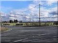 SJ6298 : Byrom Lane-Slag Lane Junction by David Dixon