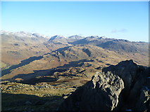 SD2199 : From Harter Fell by Michael Graham