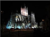 ST7564 : Bath Abbey by Gareth James
