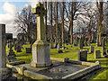 SD6001 : Maypole Disaster Memorial, St John the Evangelist's Parish Church by David Dixon