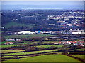 ST5570 : Ashton Vale from Dundry by Steve Coffin