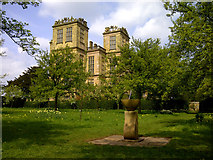SK4663 : Hardwick Hall by Patrick Baldwin