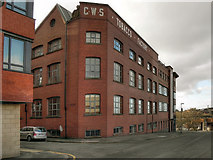 SJ8499 : CWS Tobacco Factory by David Dixon