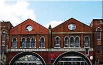 TQ3382 : Former foundry, Shoreditch High Street by Julian Osley