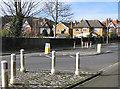 TA0486 : Chicane, Holbeck Hill by Pauline E