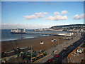 ST3161 : Weston-Super-Mare - View From The Weston eye by Chris Talbot