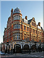 """TQ3088 : """"The Queen's"""", Crouch End by Julian Osley"""