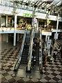 TQ3265 : Escalators in Whitgift Centre by Paul Gillett