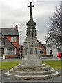 SD5526 : Brownedge War Memorial by David Dixon