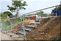 SU5803 : Fareham to Gosport BRT - Cameron Close Subway (12) by Barry Shimmon
