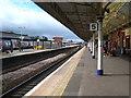 ST2225 : Platform 5 Taunton Station by Rod Allday