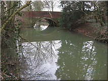 SP2050 : River Stour at Ailstone by Nigel Mykura