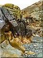 NX4235 : Multi-coloured Rocks by Andy Farrington