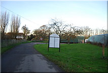TR2062 : Chislet  Business Park by N Chadwick