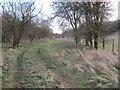 SU5086 : Track towards Upton by Bill Nicholls