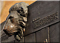J3674 : CS Lewis sculpture, Belfast (3) by Albert Bridge