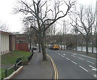 J3473 : Annadale Embankment, Belfast by Eric Jones