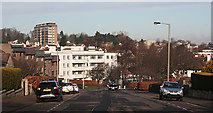 NT2273 : Craigleith Crescent by Anne Burgess