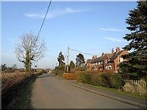 SP4476 : Church Lawford-Coronation Road by Ian Rob