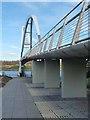 NZ4518 : The Infinity Bridge by Oliver Dixon