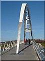 NZ4518 : Infinity Bridge by Oliver Dixon
