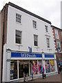 SO9570 : Bromsgrove High Street  W H Smith by Roy Hughes