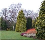 SE5853 : Homestead Park, Clifton by Gordon Hatton