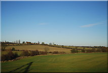 SK1409 : Farming landscape near Mare Brook by N Chadwick