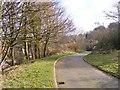SO9294 : Beacon Road by Gordon Griffiths