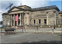 SJ3490 : Walker Art Gallery, William Brown Street, Liverpool by Stephen Richards