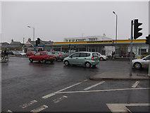 TL4658 : Wests Renault by Hugh Venables