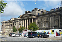 SJ3490 : Liverpool Museum and Library, William Brown Street, Liverpool by Stephen Richards