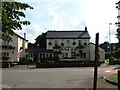 SO3204 : Goytre Arms, Penperlleni by Ruth Sharville