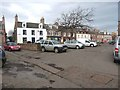 NT5977 : The Square at East Linton by Oliver Dixon