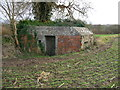 SU2763 : Great Bedwyn - Pillbox by Chris Talbot