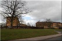 SJ9423 : Staffordshire University by SMJ