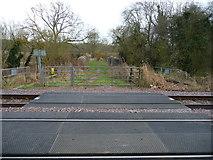 SU2763 : Crofton - Level Crossing by Chris Talbot