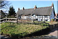 SO9241 : Thatched cottages by Philip Halling