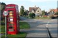 SU3794 : Centre of Charney Bassett by Graham Horn