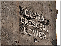 J3673 : Clara Crescent Lower, Belfast (2) by Albert Bridge