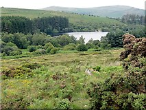 SX6870 : Looking North towards Venford Reservoir by Tony Atkin