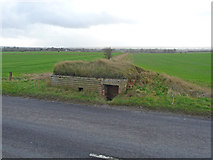 SU1062 : Stanton St Bernard - Pillbox by Chris Talbot